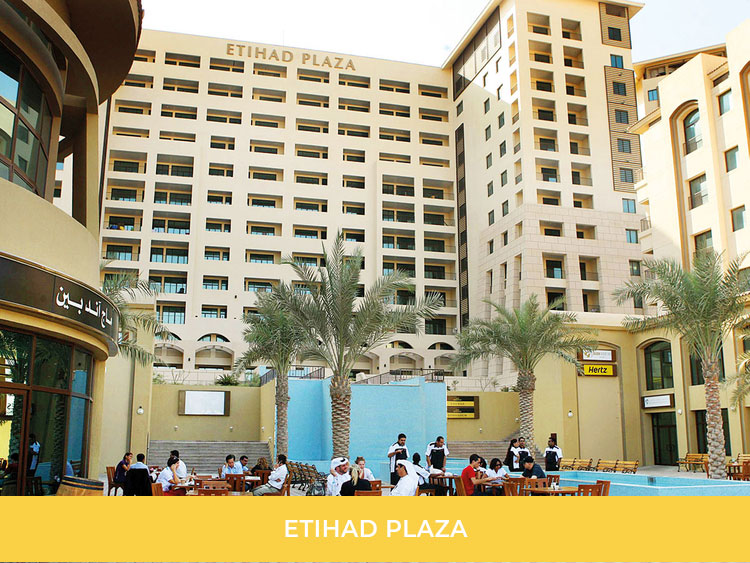 Etihad Plaza